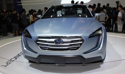 Subaru kết thúc năm 2014 với doanh số 500.000 xe tại Hoa Kỳ