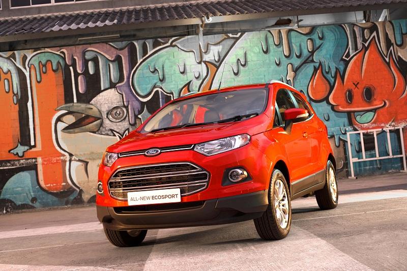 Ford đạt doanh số kỷ lục tại thị trường Đông Nam Á