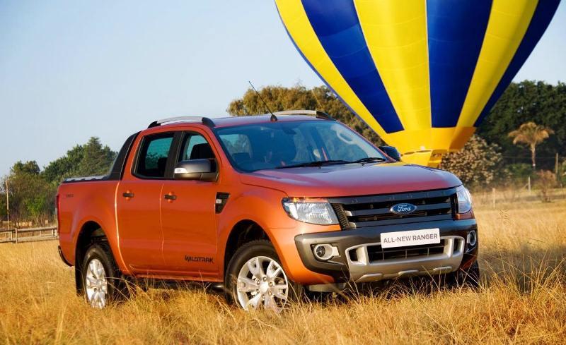Ford Việt Nam kết thúc năm 2014 với mức tăng trưởng 71%