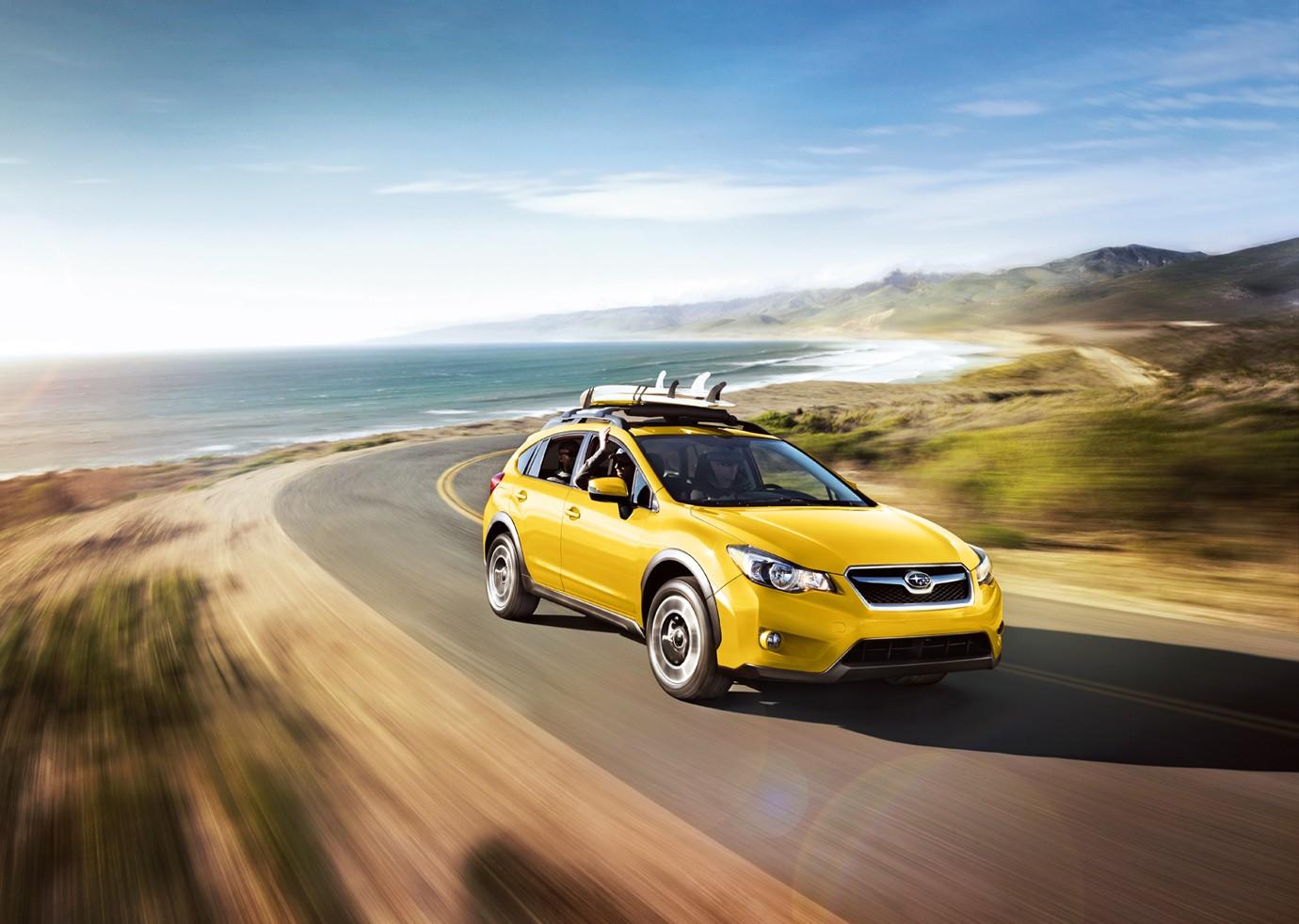 Subaru giới thiệu XV Crosstrek phiên bản đặc biệt