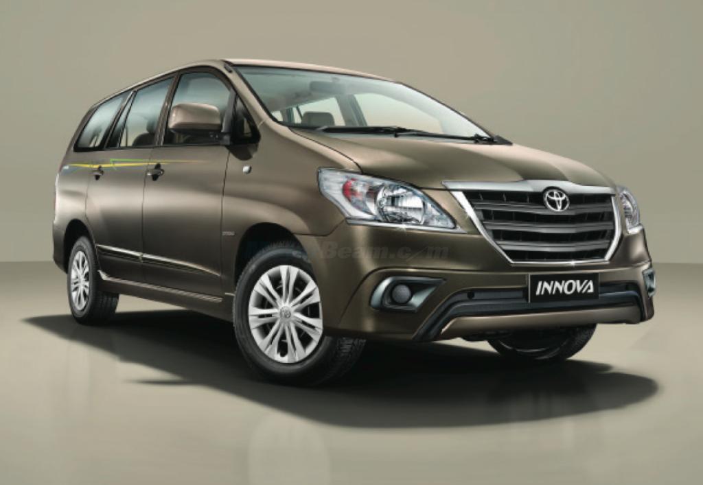 Toyota Innova 2015 sẽ ra mắt với nhiều nâng cấp