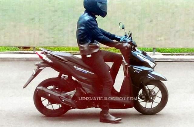 """Xe ga 150 phân khối """"lạ mà quen"""" của Honda sắp ra mắt"""