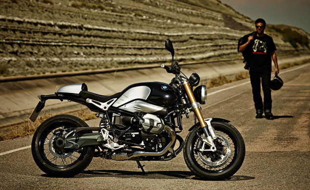 BMW Motorrad bán được123.495 xe máy trong năm 2014