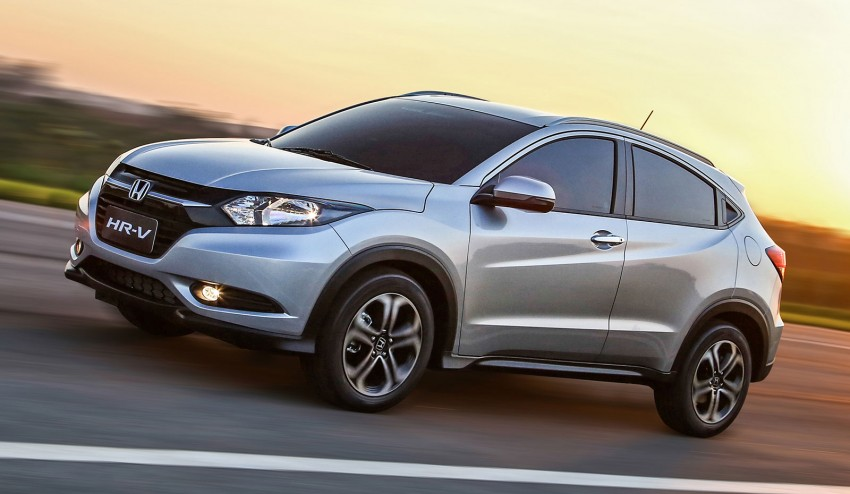 Honda HR-V tiết kiệm nhiên liệu tốt nhất phân khúc