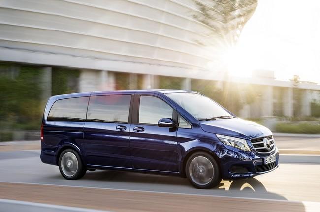 Mercedes-Benz V-Class sẽ về Việt Nam?