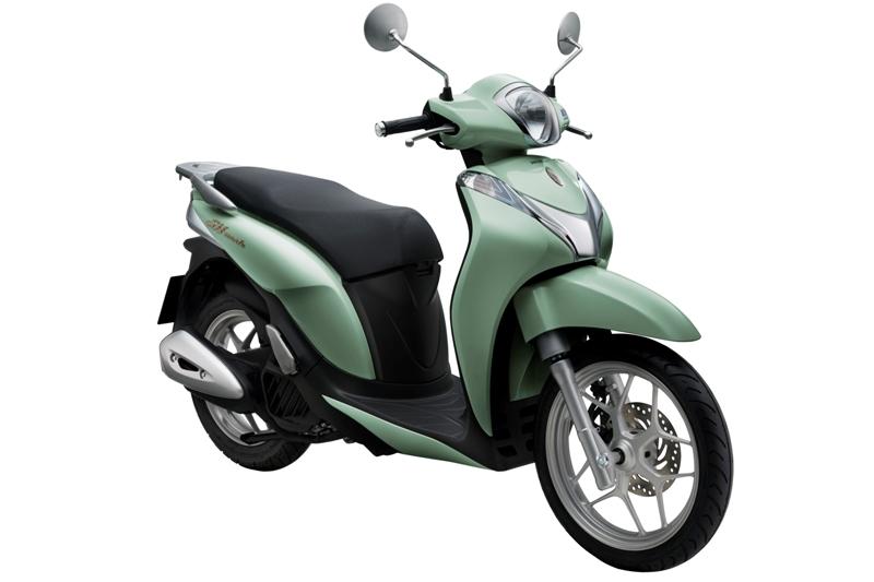 Honda tân trang SH Mode đón Tết