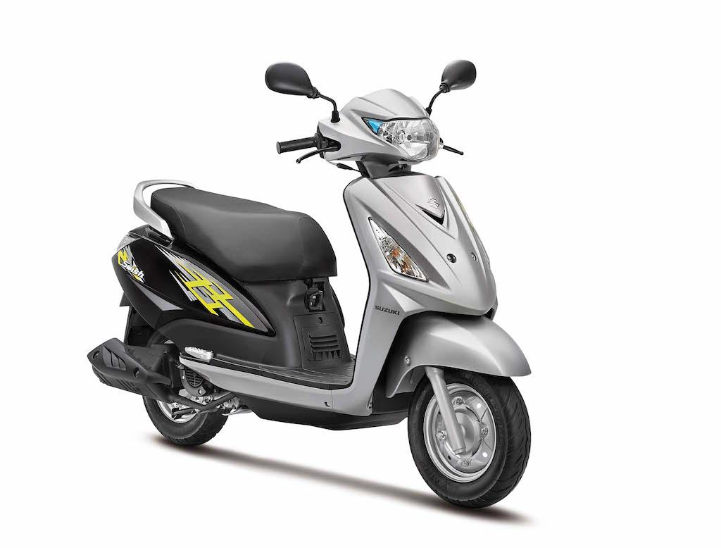 Lộ ảnh nâng cấp đối thủ Honda Lead tại Ấn Độ