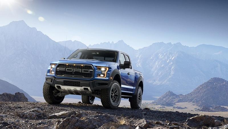 Vua bán tải Ford F-150 sẽ mạnh tới 450 mã lực
