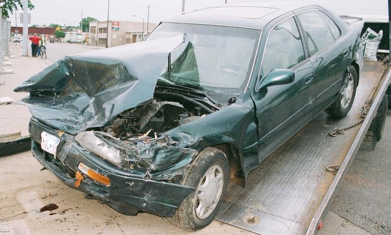 Toyota bị phạt 11 triệu đô vì Camry gây tai nạn