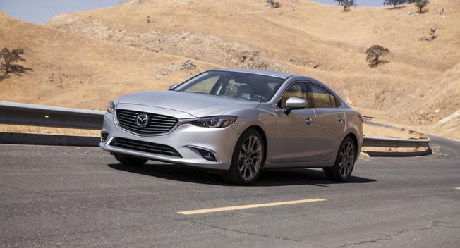 Mazda6, CX-5 2016 tăng giá nhẹ