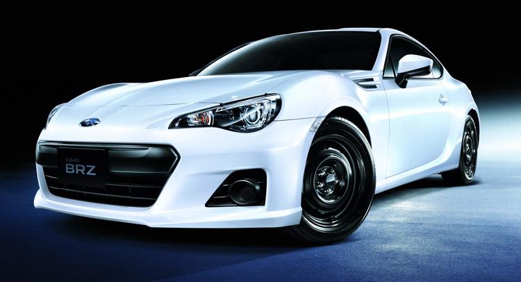 Subaru nâng cấp nhẹ BRZ 2015
