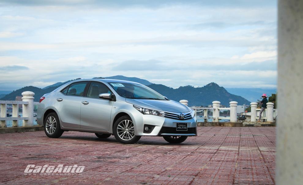 Toyota Việt Nam tăng trưởng 35% trong tháng 1/ 2015
