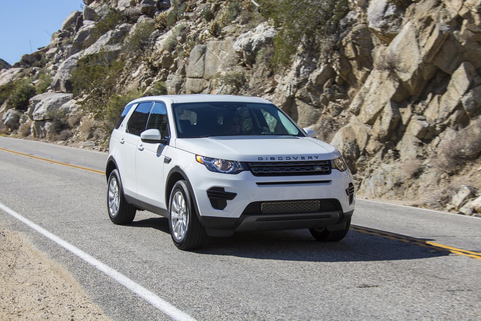 Land Rover Sport Discovery chào sân thị trường Mỹ phiên bản đặc biệt Launch Edition