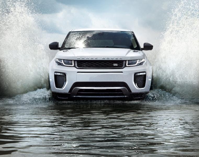 Land Rover tiết lộ Range Rover Evoque 2016