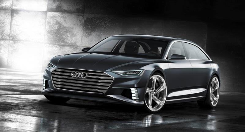 Audi Prologue Avant Concept ngày càng thực tế