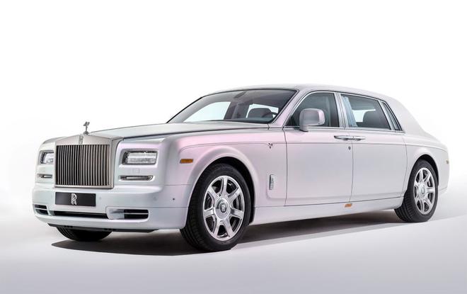 Geneva Motor Show 2015: Rolls-Royce Serenity xe siêu sang cho nữ doanh nhân