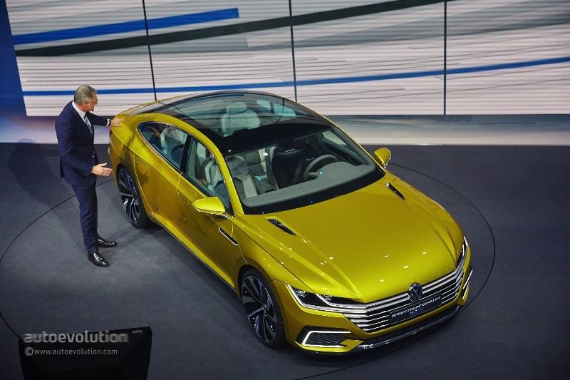 Geneva Motor Show 2015: Xe concept mang triết lý thiết kế mới của VW ra mắt