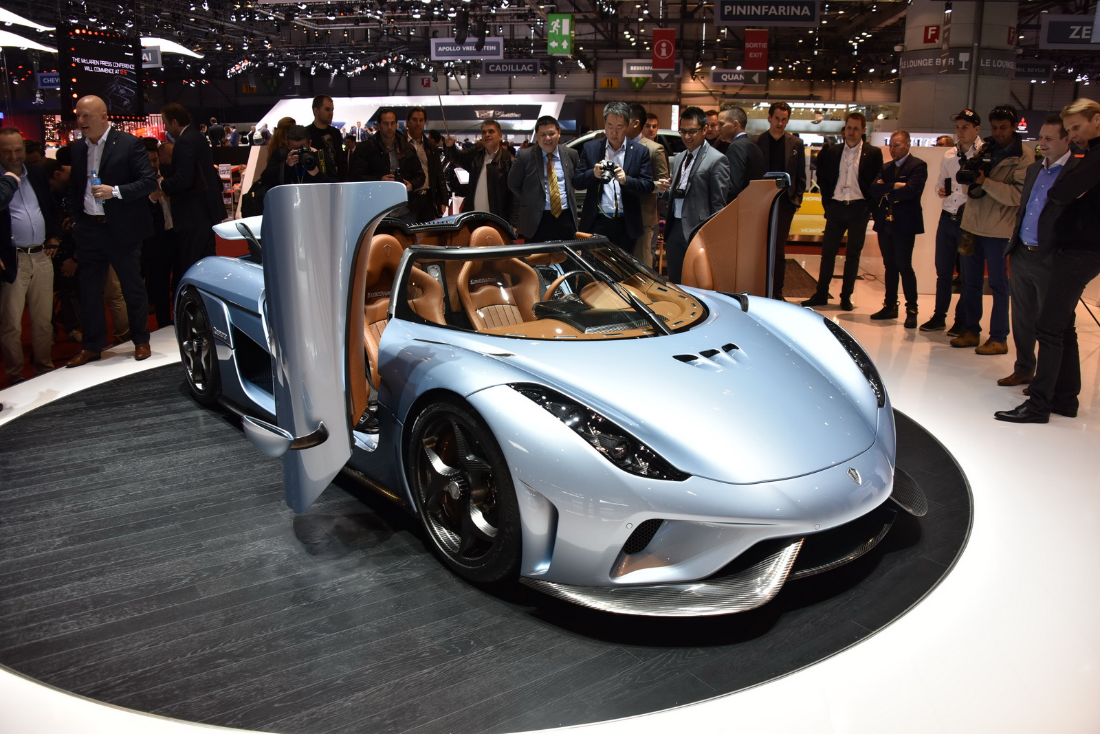Koenigsegg Regera: Phá vỡ mọi giới hạn