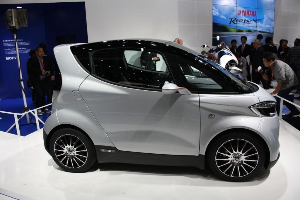 Yamaha chi hàng chục tỷ để sản xuất ô tô