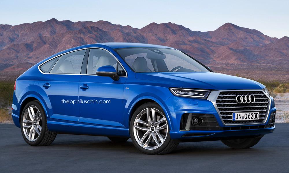 Audi sẽ sản xuất SUV chạy hoàn toàn bằng điện