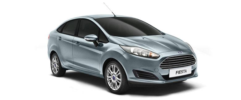 Ford Việt Nam ra mắt Fiesta Trend sedan 1.5L giá 566 triệu đồng