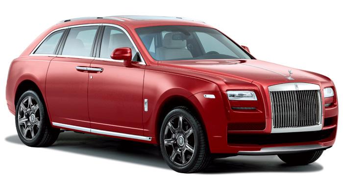 Hé lộ dòng xe hoàn toàn mới từ Rolls-Royce