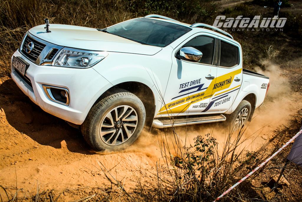 Nissan chính thức giới thiệu Navara 2015 tại miền Nam