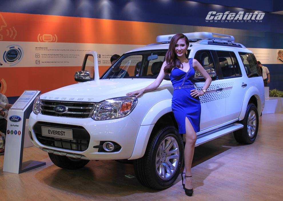 Tháng Tết, Ford Việt Nam vẫn đạt doanh số bán hàng cao