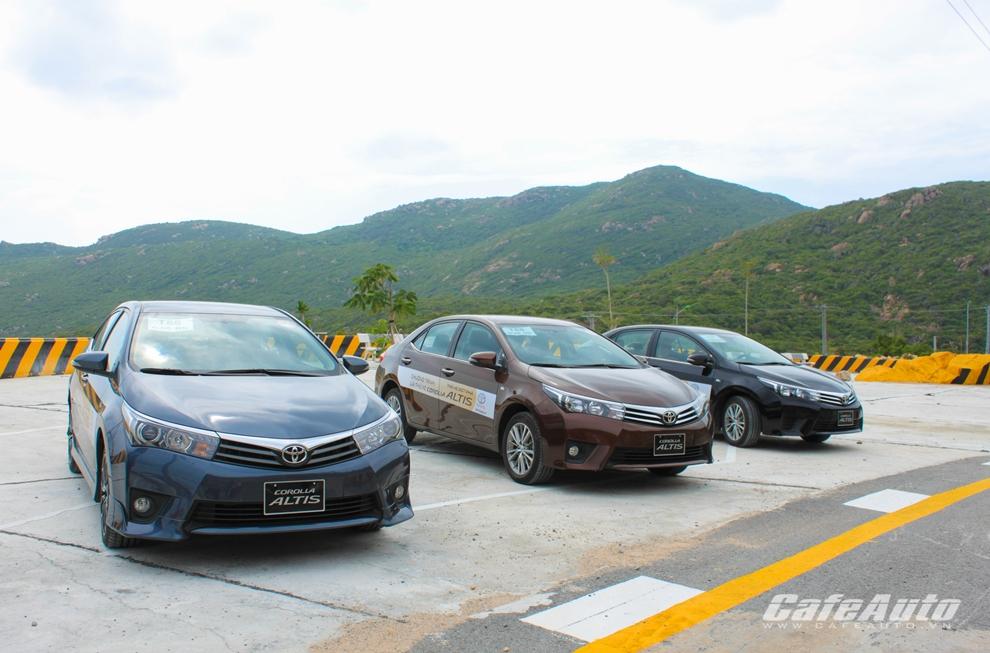 Toyota Việt Nam bán được 2.868 xe trong tháng 2/2015
