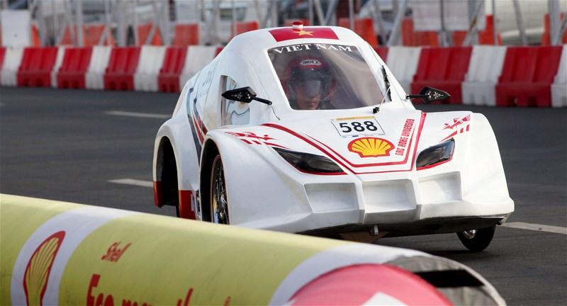 Việt Nam vô địch tại cuộc thi tiết kiệm nhiên liệu châu Á