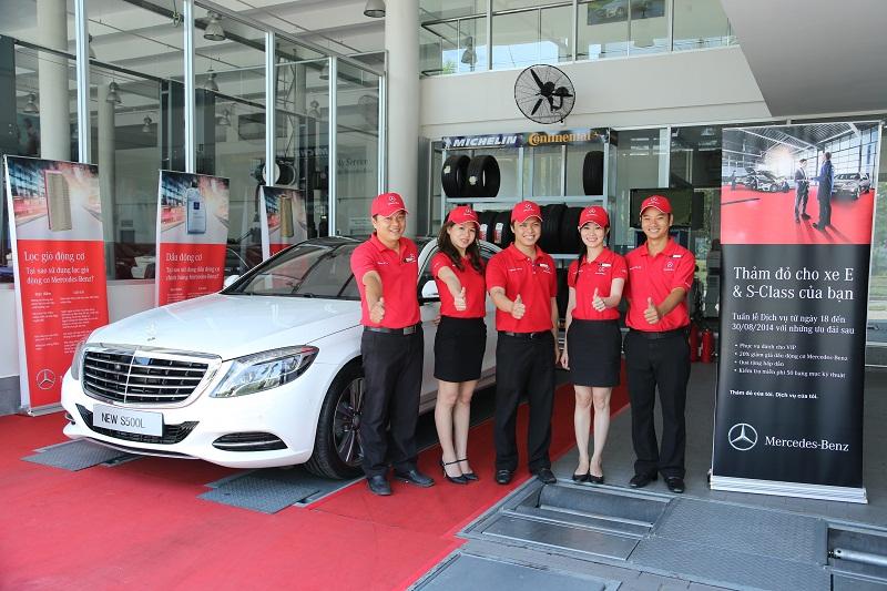 Vietnam Star Automobile đạt giải thưởng Dịch Vụ Hậu Mãi Xuất Sắc