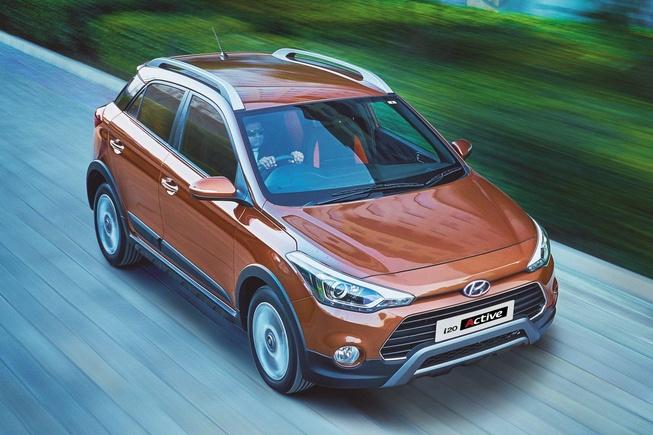 Hyundai i20 Active chính thức ra mắt