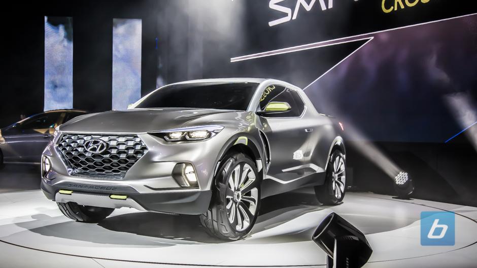 Hyundai sẽ gia nhập thị trường xe bán tải