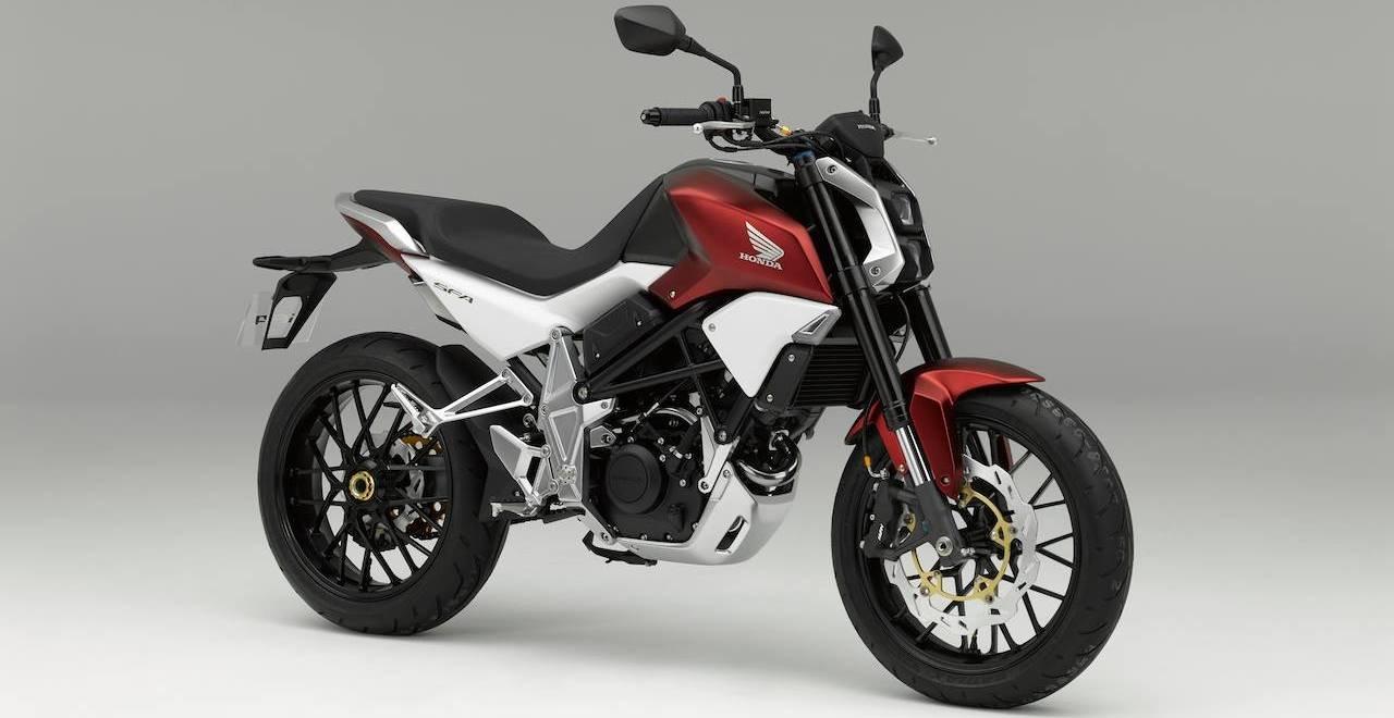 SFA 150: Streetfighter cỡ nhỏ mới của Honda