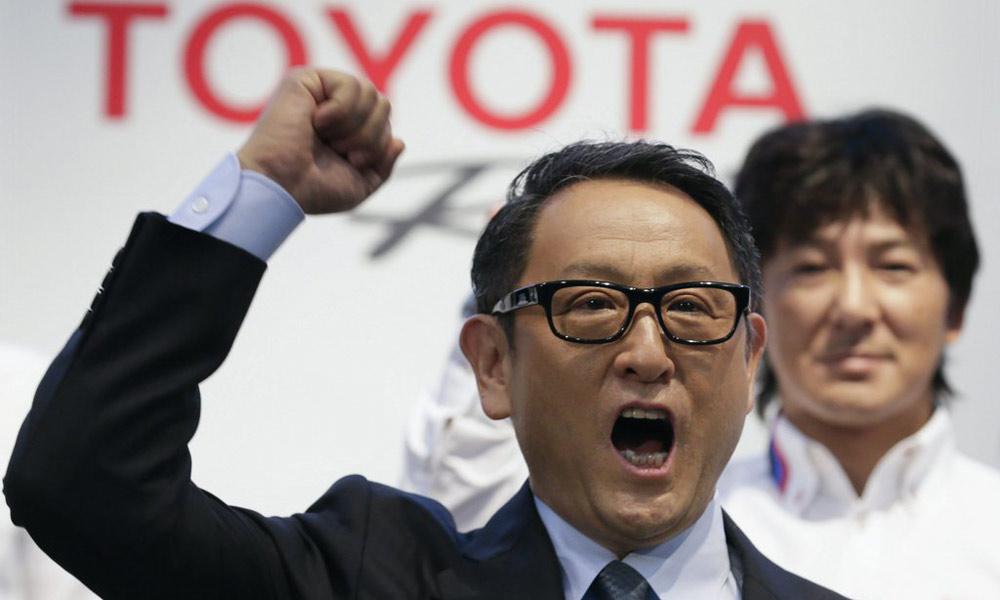 Toyota chuẩn bị tăng lương cao nhất trong lịch sử