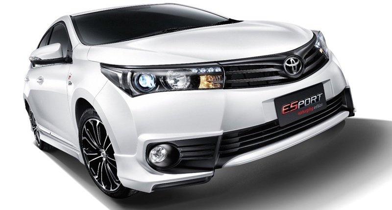 Toyota ra mắt Corolla Altis phiên bản đặc biệt Nurburging 24hr tại Thái Lan