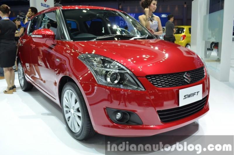 Bản cao cấp nhất của Suzuki Swift tại Thái Lan có gì?