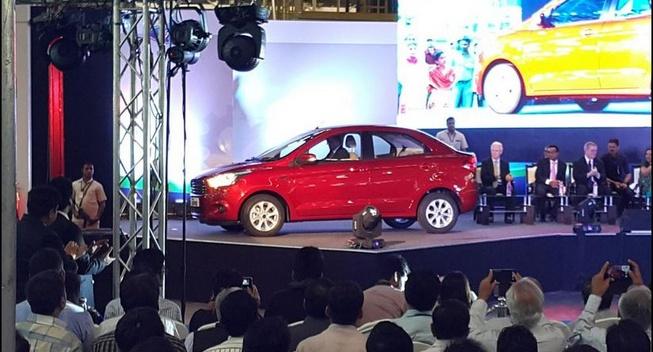 Ford tăng gấp ba lần xuất khẩu từ Ấn Độ