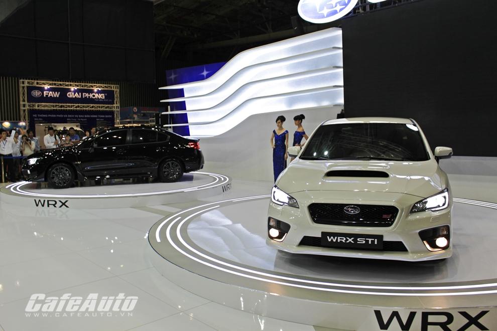 Gần 300 doanh nghiệp và hơn 500 gian hàng trưng bày tại Saigon Autotech 2015