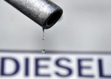 Từ 1/1/2016, ngừng lưu thông dầu diesel 0,25%S