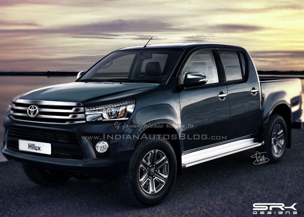 Xem trước Toyota Hilux 2016, đối thủ của Ranger