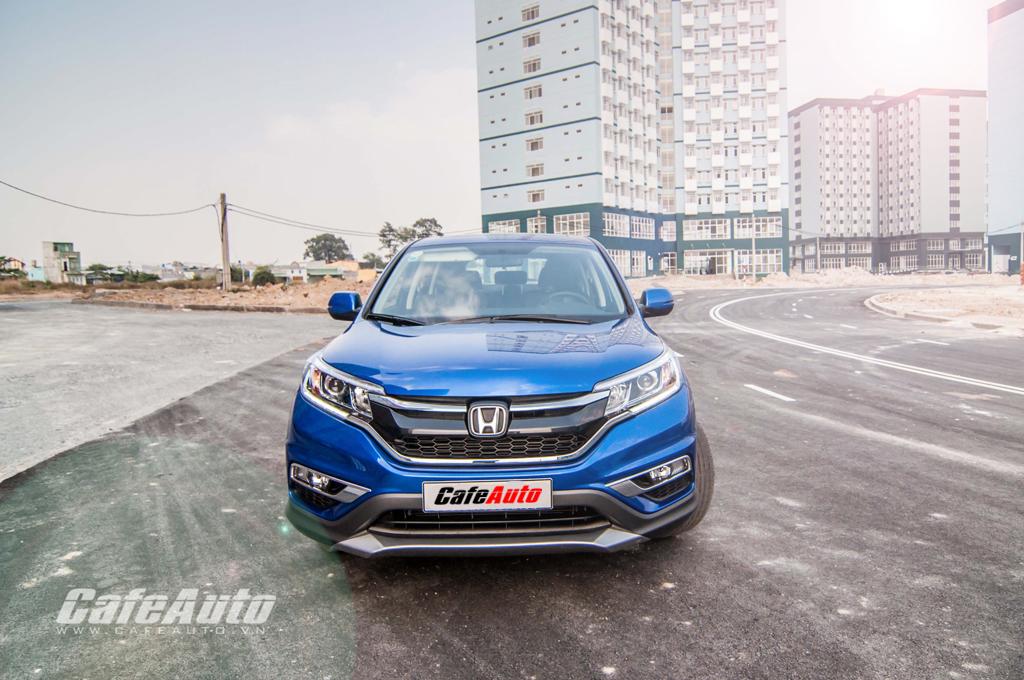 Lái thử bộ ba sản phẩm mới nhất của Honda Việt Nam