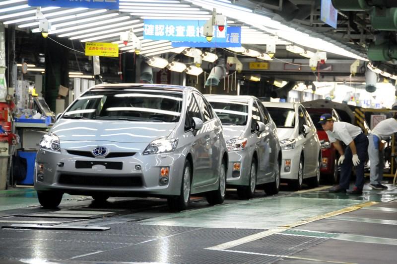 Sắp 'bỏ rơi' Việt Nam, Toyota xây thêm nhà máy ở Trung Quốc và Mexico