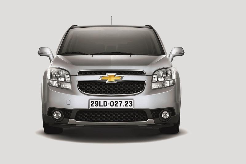 Chevrolet Orlando 2015 ra mắt với giá 759 triệu đồng