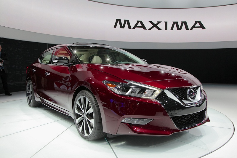 Nissan tiếp tục lắp ráp Maxima 2016 tại Smyrna