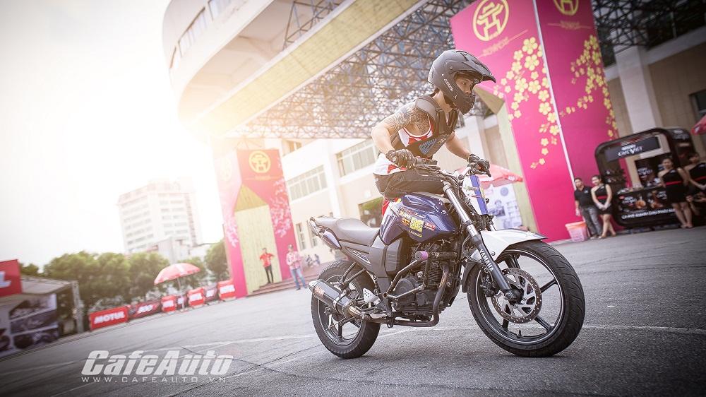 Sôi động ngày hội Motul Motor Club tại Hà Nội
