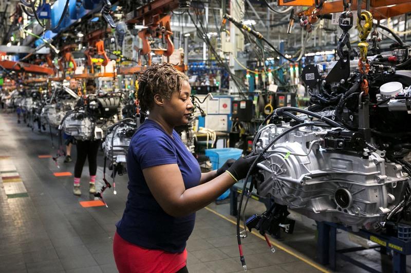 GM cán mức 500 triệu xe