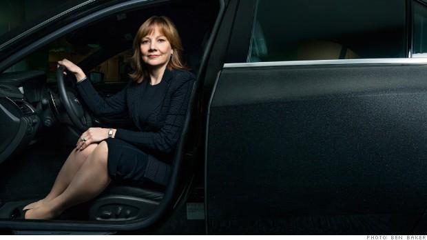 CEO GM muốn bán ra hơn 1,000 xe mỗi giờ