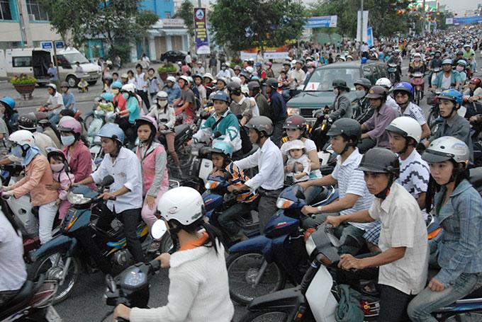 Kiểm định khí thải xe máy: làm trước tại Đà Nẵng