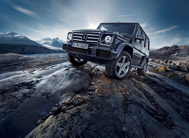 Mercedes-Benz G-Class mạnh mẽ hơn với động cơ mới